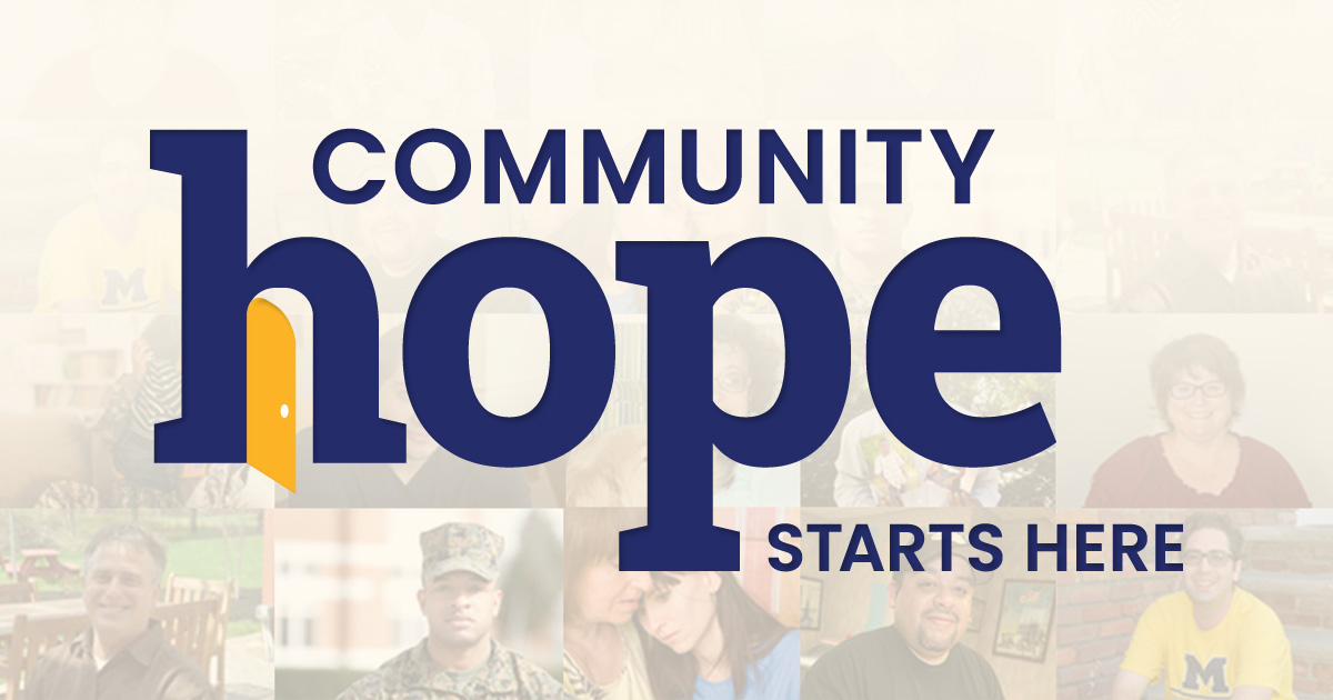 Community Hope Contact and Address Information