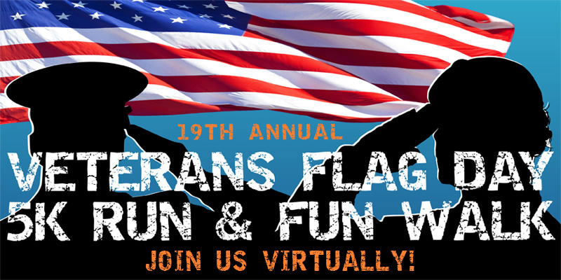 Veterans Flag Day 5k Run & Fun Walk