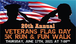 Flag Day 5K Run and Fun Walk
