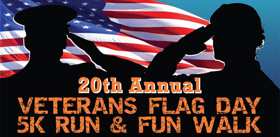 Community Hope will hold its 20th Annual Flag Day Run and Fun Walk