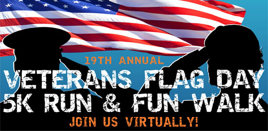 Community Hope will hold its 19th Annual Flag Day 5K Run and Fun Walk