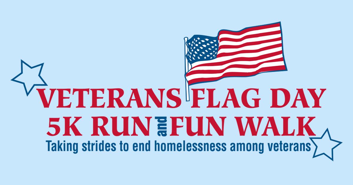 Annual Flag Day Run and Fun Walk - Community Hope