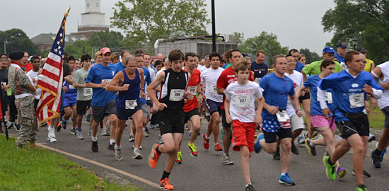 18th Annual Flag Day 5K Run and Fun Walk Helps Rescue NJ Veterans from Homelessness