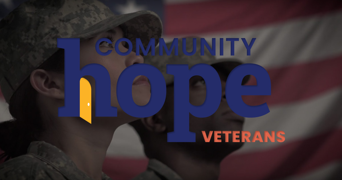 Supportive Services for Veteran Families (SSVF) - Community Hope