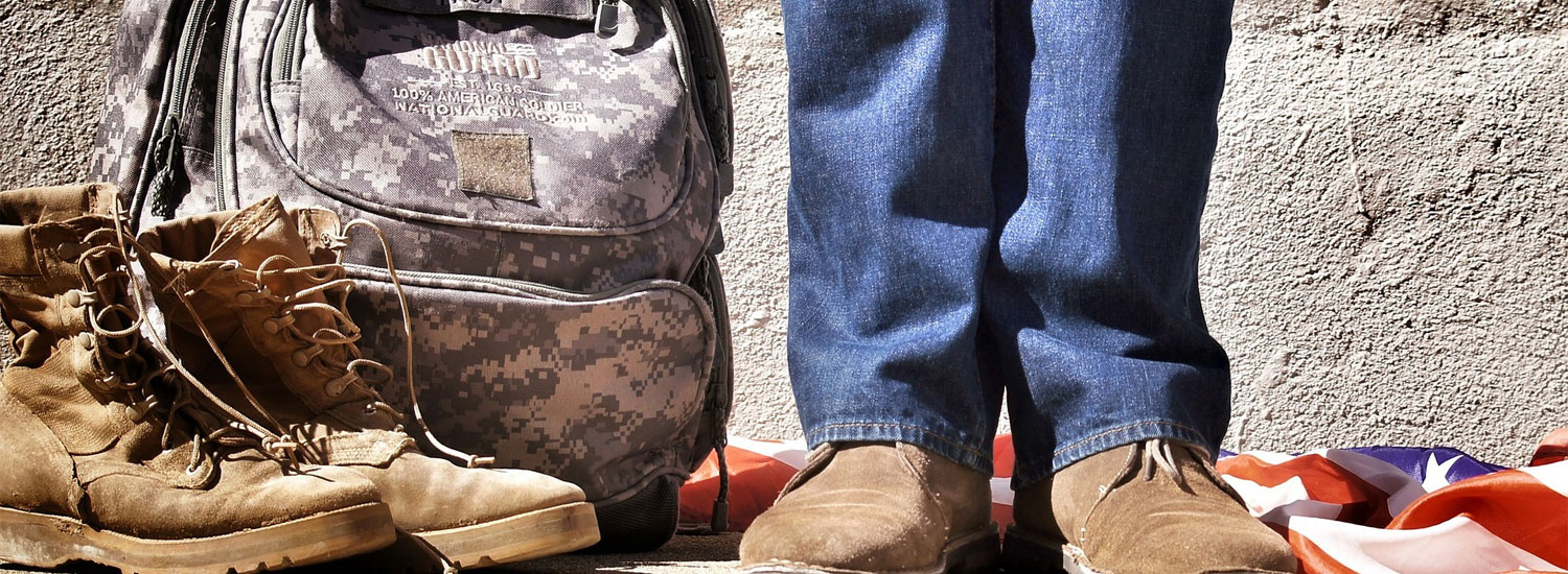 Jeans Day for Homeless Veterans