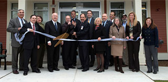 Valley Brook Village Ribbon Cutting